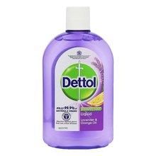 2 Flessen Dettol Lavendel