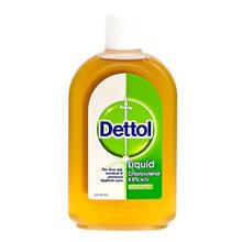 2 Flessen Dettol Antiseptic Onsmettingslotion